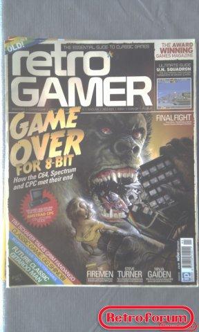 Retro Gamer Magazine #92