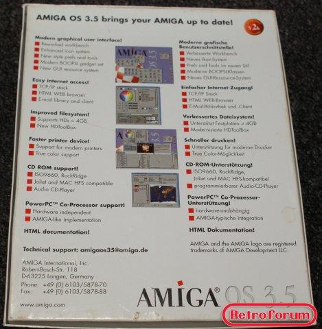Amiga OS 3.5