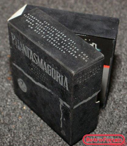 Phantasmagoria: originele doos