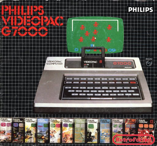 Philips Videopac G7000 flyer