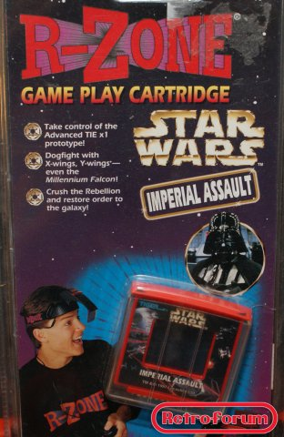 Star Wars Imperial Assault voor de Tiger R-Zone