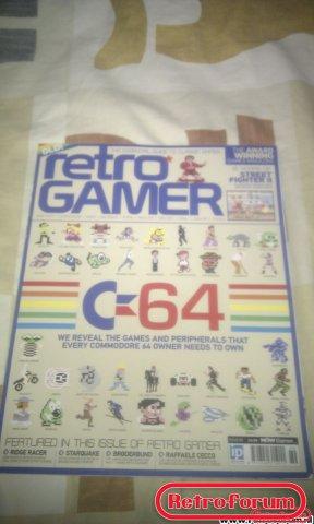 Retro Gamer Magazine #89 Voorblad