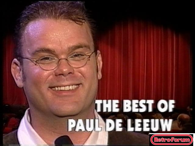 Paul de Leeuw - EnCore (Origineel uitgezonden als 'The Best of Paul de Leeuw')