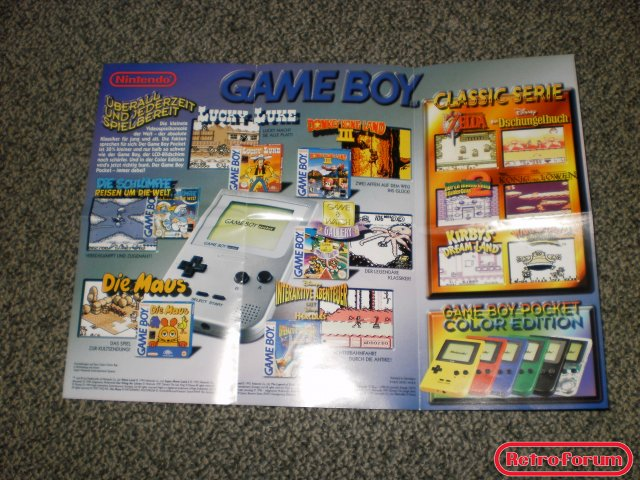 Game Boy spellen 2
