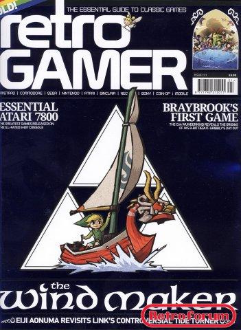 Retro Gamer #121
