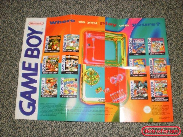 Game Boy spellen 3