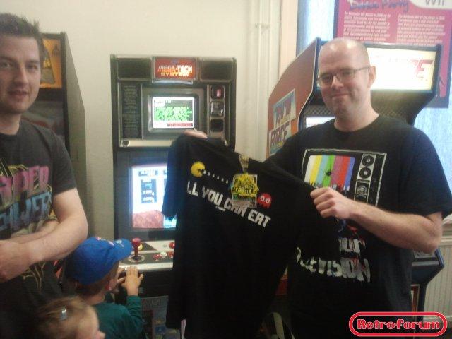 Retrokings VIPMIDDAG in het Spelcomputer Museum te Epe 4