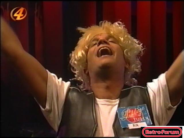 Telekids - Ook Rik doet zijn zegje op het Pittig Popconcert (1997)