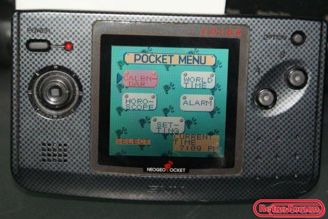 De Neo Geo Pocket Color