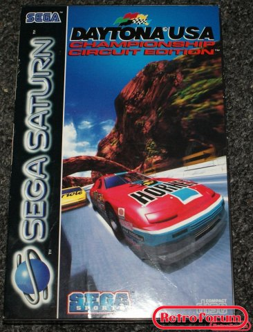 Daytona USA Championship Circuit Edition (Saturn)