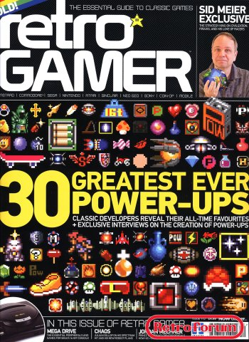 Retro Gamer issue #112 Februari 2013