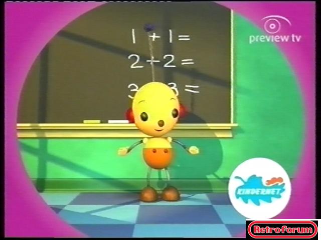 Rolie Polie Olie (Kindernet-promo, 2002)
