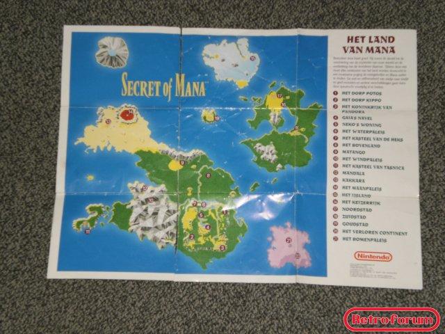 Secret Of Mana Map