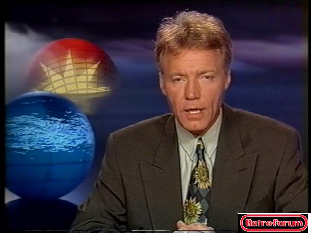 Paul Witteman in een aankondiging voor Nova (1994)
