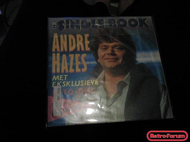 André Hazes - Als ik de deur achter me sluit (picturedisc)