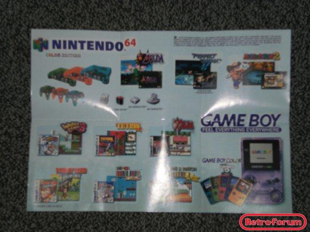 N64 En Game Boy spellen
