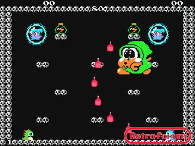 RhpG4 - 012. Bubble Bobble (NES)