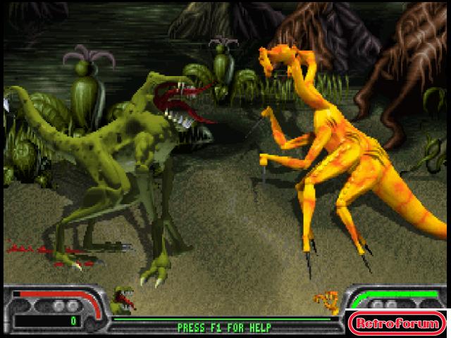 RhpG4 - 042. Xenophage: Alien Bloodsport