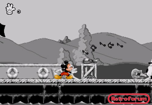 RhpG4 - 062. Mickey Mania: The Timeless Adventures of Mickey Mouse