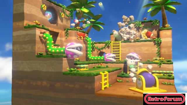 RhpG4 - 065. Captain Toad: Treasure Tracker