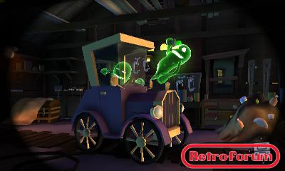 RhpG4 - 068. Luigi's Mansion 2 (NA: Luigi's Mansion: Dark Moon)