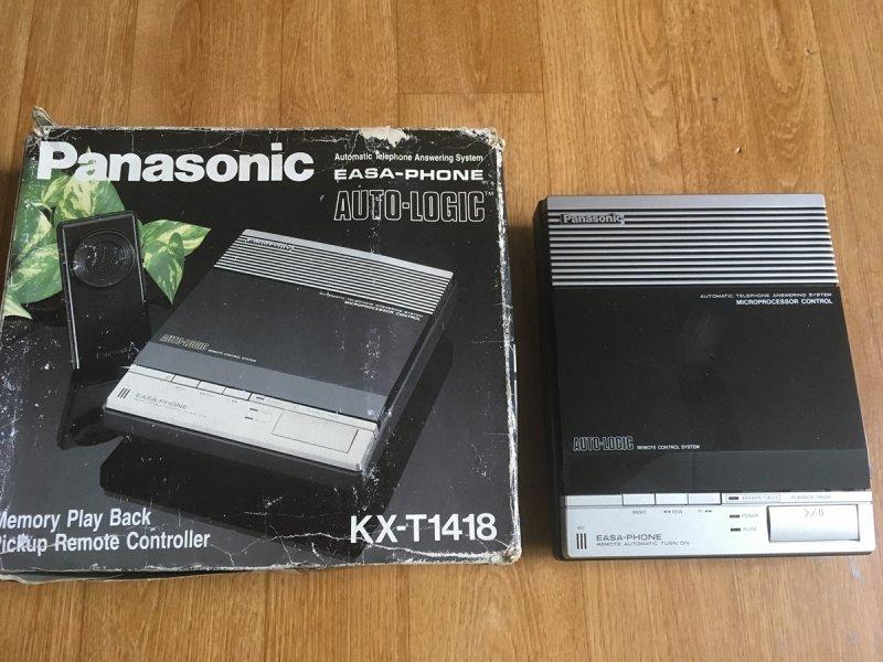 Panasonic Easa-Phone KX-T1418 antwoordapparaat 01.jpg