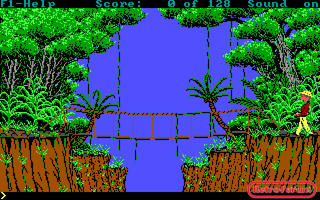RhpG4 - 109. Hugo III, Jungle of Doom!